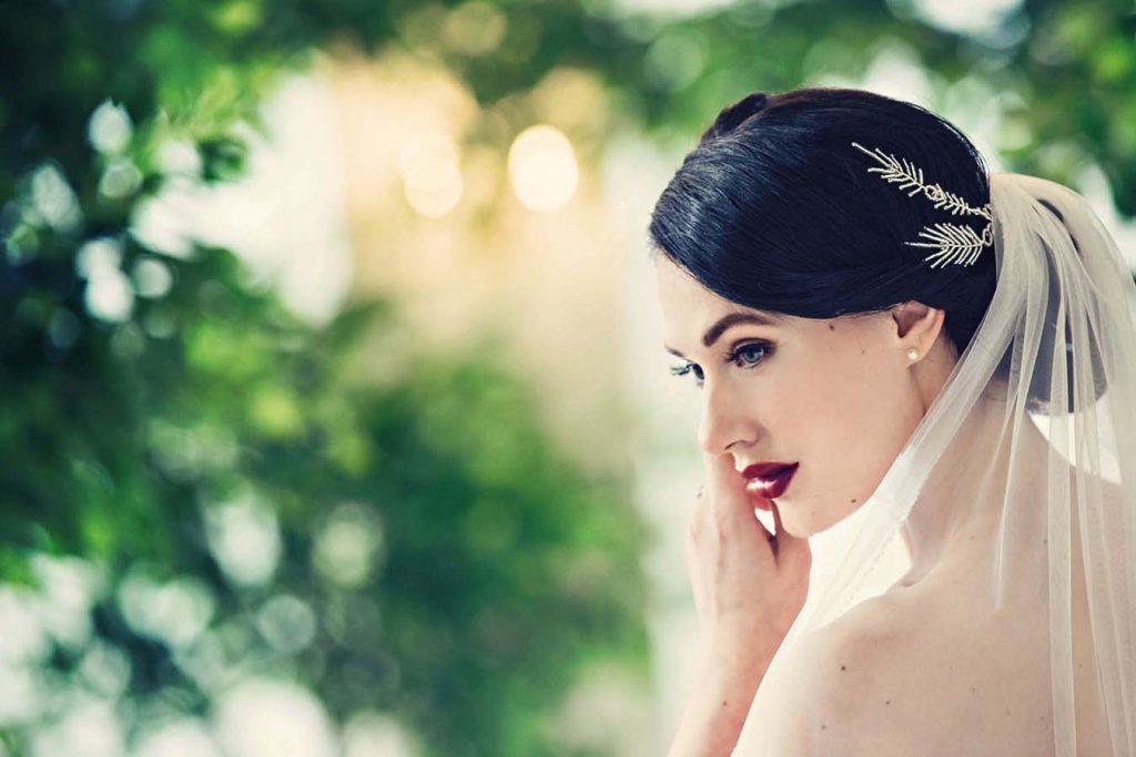 Hair Accessory by Vivi Embellish Bridal