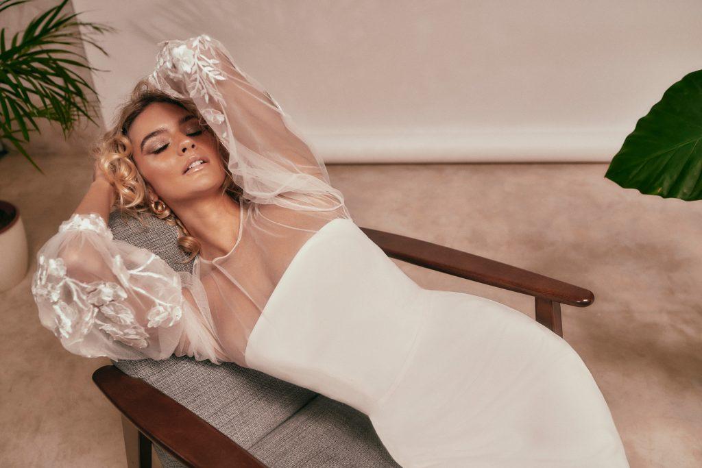 Stephanie Allin - Spirit 2021 Collection - Brooke Shrug 2