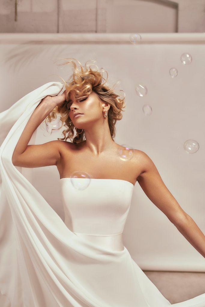 Stephanie Allin - Spirit 2021 Collection - Icon and Cascade Skirt