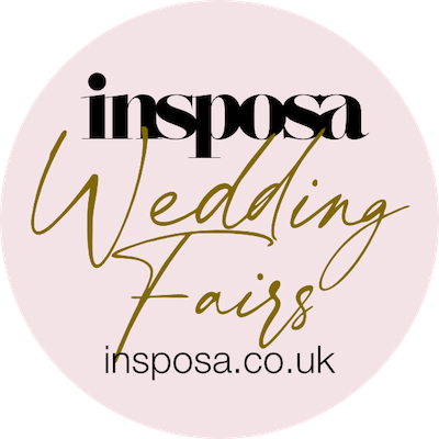 badge for insposa wedding fairs